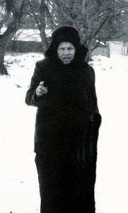 Святая Матушка Алипия Голосеевская, моли Христа Бога о нас, грешных!