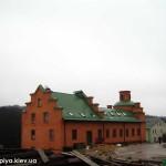голосеево постройка, голосеево корпуса, голосеевский мужской монастырь