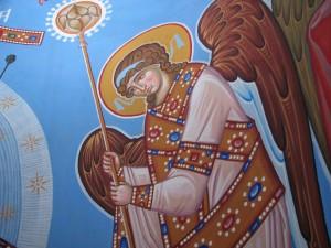 Предстоящий ангел (композиция Этимасия)