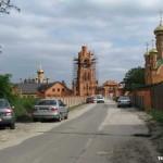 голосеево мужской монастырь, фото алипия, мужской монастырь в голосеево киев
