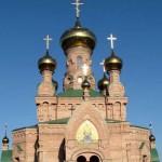 Голосеевский монастырь, храм в голосеево, голосеевская пустынь фото